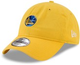New Era Men's Gold Golden State Warriors On-Court 29TWENTY Fitted Hat