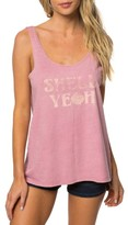 O'Neill Women's Shell Yeah Graphic Tank