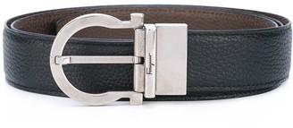 Salvatore Ferragamo Adjustable Buckle Belt