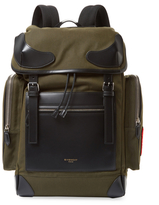 Givenchy Pocket Cotton Backpack
