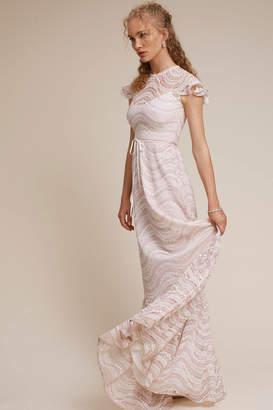 Anthropologie Abdera Wedding Guest Dress