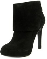 Jessica Simpson Addey Round Toe Leather Ankle Boot.