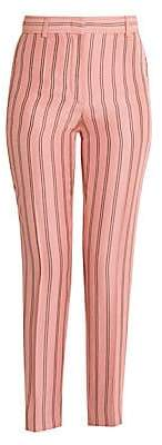 Emilio Pucci Women's Pinstripe Cigarette Pants