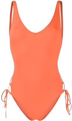 Sian Swimwear Sian lace-up swimsuit
