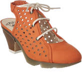 Fly London Ozie Leather Summer Bootie