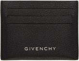 Givenchy Black Pandora Card Holder