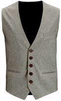 Eleventy Cool Wool Vest