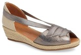 Gentle Souls Women's Luci Wedge Sandal
