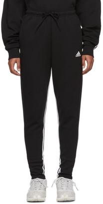 adidas Black Must Haves 3-Stripes Lounge Pants