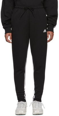 adidas Black Must Haves 3-Stripes Lounge Pants