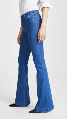 Stella McCartney The 70's Flare Organic Eco Jeans