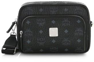 MCM Klassic Visetos Crossbody Bag