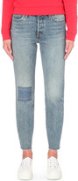 Levi's Wedgie Icon tapered high-rise jeans