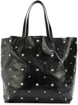 RED Valentino star studded shopper tote - women - Leather/metal - One Size