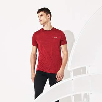 Lacoste Men's SPORT Novak Djokovic Jersey T-shirt