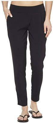 Mountain Hardwear Dynamatm Ankle Pants (Black 2) Women's Casual Pants