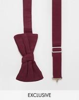 Reclaimed Vintage Bow Tie