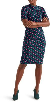 Boden Louise Print Dress