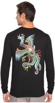 RVCA Bert Phoenix Long Sleeve