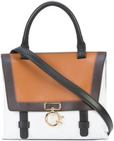 Derek Lam 10 Crosby detachable strap tote
