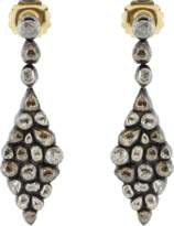Yossi Harari Cascade Diamond Earrings