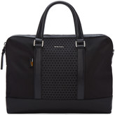 Diesel Black M-move To Briefcase
