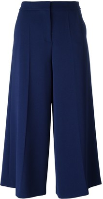 Boutique Moschino Wide-Legged Cropped Trousers