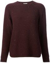 Brunello Cucinelli textured pullover