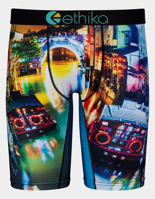 Ethika Canal Nights Staple Mens Boxer Briefs