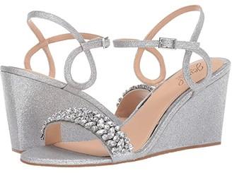Badgley Mischka Noralie (Black) Women's Shoes