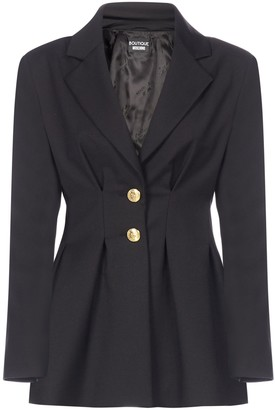 Boutique Moschino Fitted Tailored Blazer