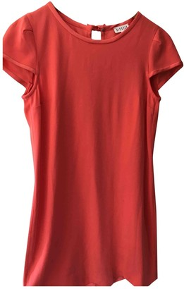 Claudie Pierlot Pink Viscose Dresses