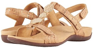 Vionic Farra (Gold Cork) Women's Sandals