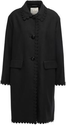 Kate Spade Cotton-blend Twill Coat