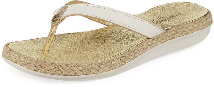 Tommy Bahama Relaxology Flat Thong Sandals