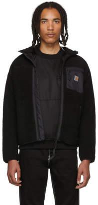 Carhartt Work In Progress Black Prentis Liner Sweatshirt