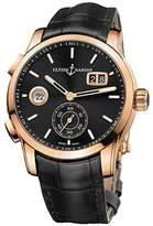 Ulysse Nardin Men's Case Quartz Analog Watch 3346-126/92