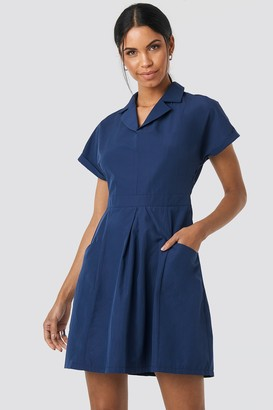 Trendyol Carmen Pocket Detailed Dress