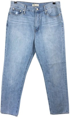 Madewell Blue Denim - Jeans Jeans for Women