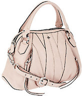 Oryany As Is Trina Italian Leather Satchel
