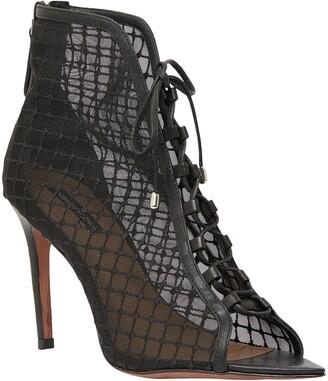 BCBGMAXAZRIA Ellise Lace-Up Sandal