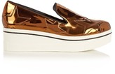 Stella McCartney Binx flatform loafers