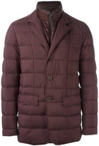 Herno padded jacket - men - Feather Down/Nylon/Polyurethane - 46