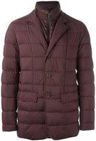 Herno padded jacket - men - Feather Down/Nylon/Polyurethane - 48