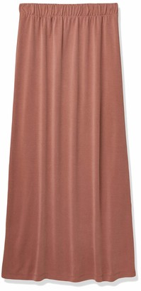 Club Monaco Women's Sandwash Maxi Skirt