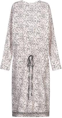 Plan C 3/4 length dresses