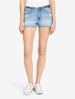 Calvin Klein Sculpted Light Blue Denim Shorts