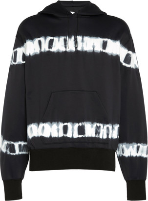 Oamc Corrosion Tie-Dye Hooded Sweatshirt