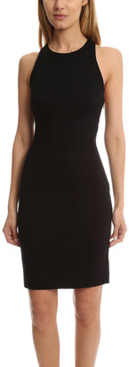 L'Agence Eve Cross Back Dress
