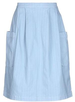 Truenyc. TRUE NYC Knee length skirt
